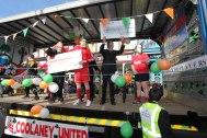 Coolaney Utd float