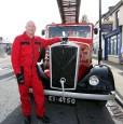 Fallon, Fire Truck