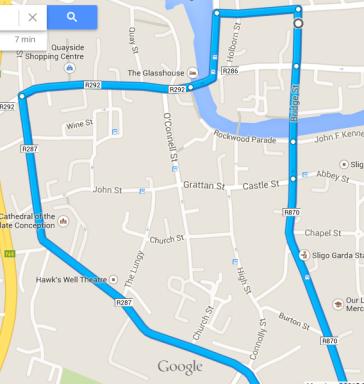 Parade route (2)