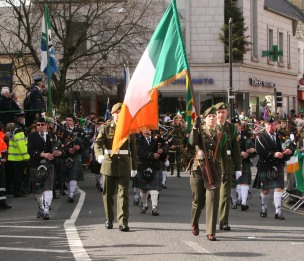 Sligo Pipe Band