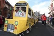 Ursuline College Bus